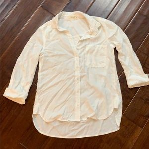 Bella Dahl Tops - Bella Dahl shirttail button down shirt
